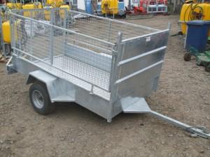 7x4 quad trailer