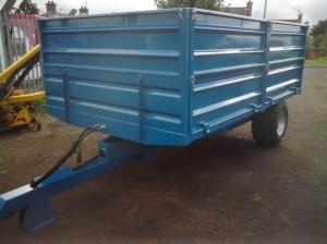 grain trailer 2